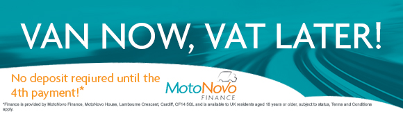 Finance Available with MotoNovo Finance